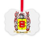 Romeu Picture Ornament
