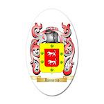 Romerio 35x21 Oval Wall Decal