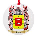 Romer Round Ornament