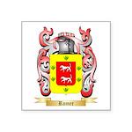 Romer Square Sticker 3