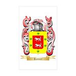 Romer Sticker (Rectangle 50 pk)