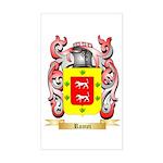 Romei Sticker (Rectangle)
