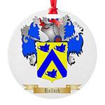 Rollock Round Ornament