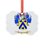 Rollock Picture Ornament