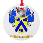 Rollo Round Ornament