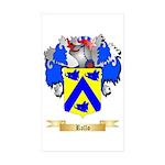 Rollo Sticker (Rectangle 50 pk)