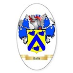 Rollo Sticker (Oval 10 pk)