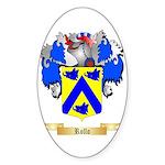 Rollo Sticker (Oval 50 pk)