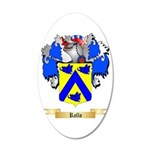 Rollo 20x12 Oval Wall Decal