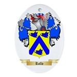 Rollo Oval Ornament