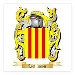 Rollinson Square Car Magnet 3