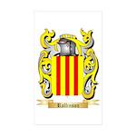 Rollinson Sticker (Rectangle 10 pk)