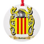 Rollins Round Ornament