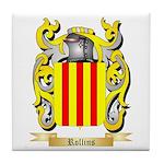 Rollins Tile Coaster