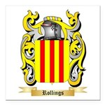 Rollings Square Car Magnet 3