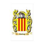 Rolling Sticker (Rectangle 50 pk)