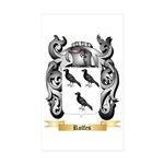 Rolfes Sticker (Rectangle 10 pk)