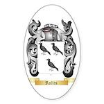Rolfes Sticker (Oval)