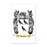Rolfes 20x12 Wall Decal