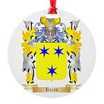 Rojas Round Ornament