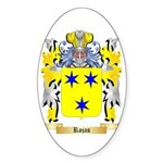 Rojas Sticker (Oval)