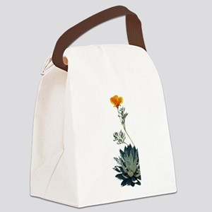calif Canvas Lunch Bag