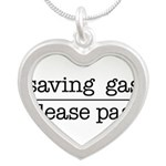 SAVING GAS - PLEASE PASS Necklaces