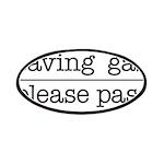 SAVING GAS - PLEASE PASS Patch