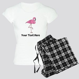 Flamingo On One Leg (Custom) Pajamas