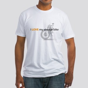 Love + Hate Fitted T-Shirt