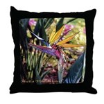 Florida Bird of Paradise - Throw Pillow