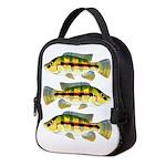 Banded Jewel Cichlid Neoprene Lunch Bag