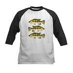 Banded Jewel Cichlid Baseball Jersey