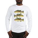 Banded Jewel Cichlid Long Sleeve T-Shirt