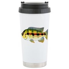 Banded Jewel Cichlid Travel Mug