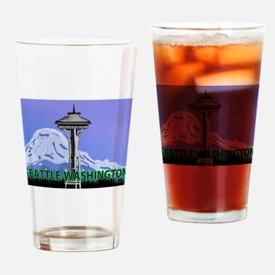 Cute Wa Drinking Glass