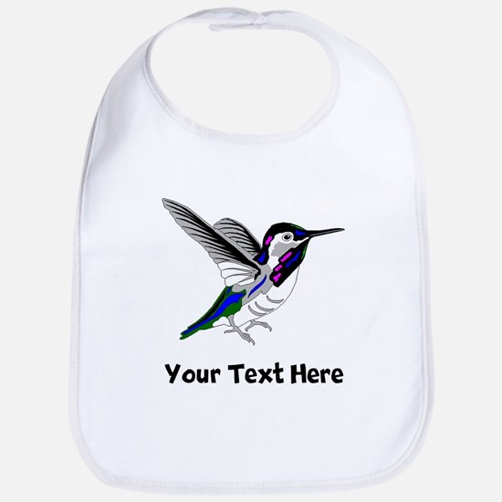 Hummingbird (Custom) Bib