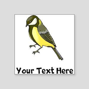 Goldfinch (Custom) Sticker
