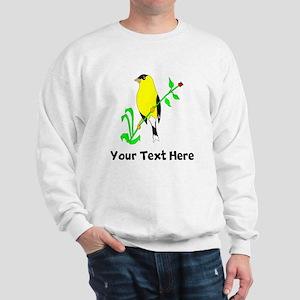 Goldfinch (Custom) Sweatshirt