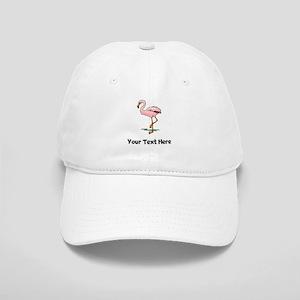 Pink Flamingo (Custom) Baseball Cap