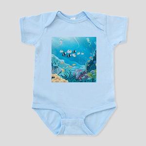 Sea Life Body Suit