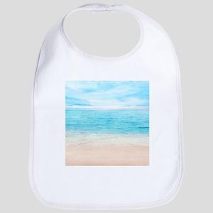 White Sand Beach Bib