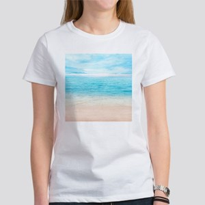 White Sand Beach T-Shirt