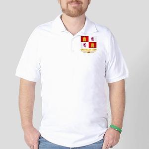 Castilla Y Leon Golf Shirt