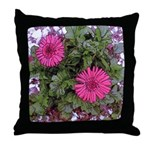 Gerber Daisy - Throw Pillow