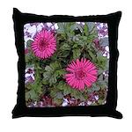 Gerber Daisy - Throw Pillow