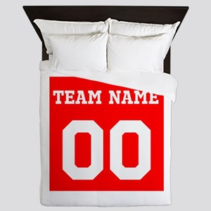 Team Queen Duvet