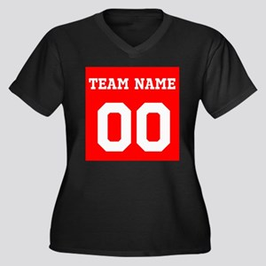 Team Plus Size T-Shirt