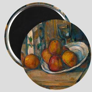 Still Life With Milk Jug, Cezanne Magnet