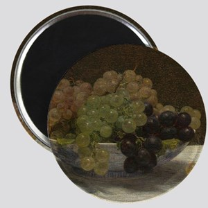 Still Life With Grapes, Fantin Magnet